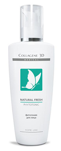 Фитотоник NATURAL FRESH, Medical Collagene 3D
