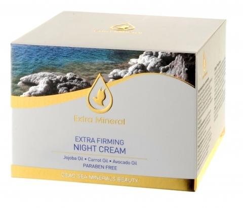 Extra Mineral Интенсивный укрепляющий ночной крем