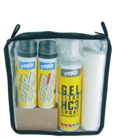 мазь лыжная Toko SportLine Gripspray kit