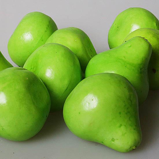 Груша зеленая 24шт