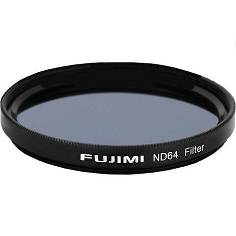 Нейтрально-серый фильтр Fujimi ND64 на 52mm