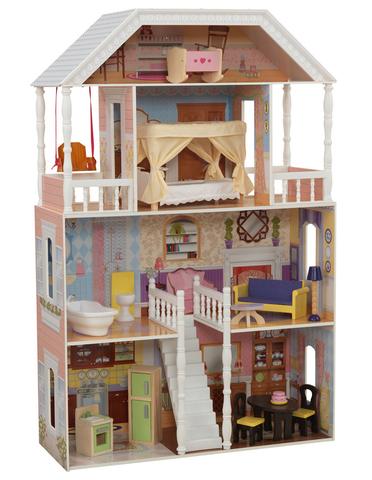 KidKraft Саванна - кукольный домик с мебелью 65023_KE