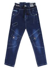 1891 джинсы для мальчиков, синие