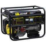 Бензиновый генератор Huter DY8000LX-3 - фотография