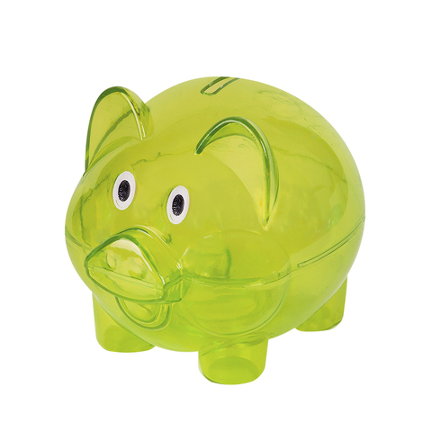 Копилка Pig Green