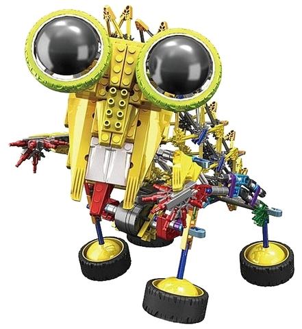 Конструктор LozToys iRobot Шиношлеп (3025)