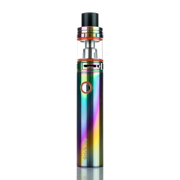 smok stick v8 kit_rainbow