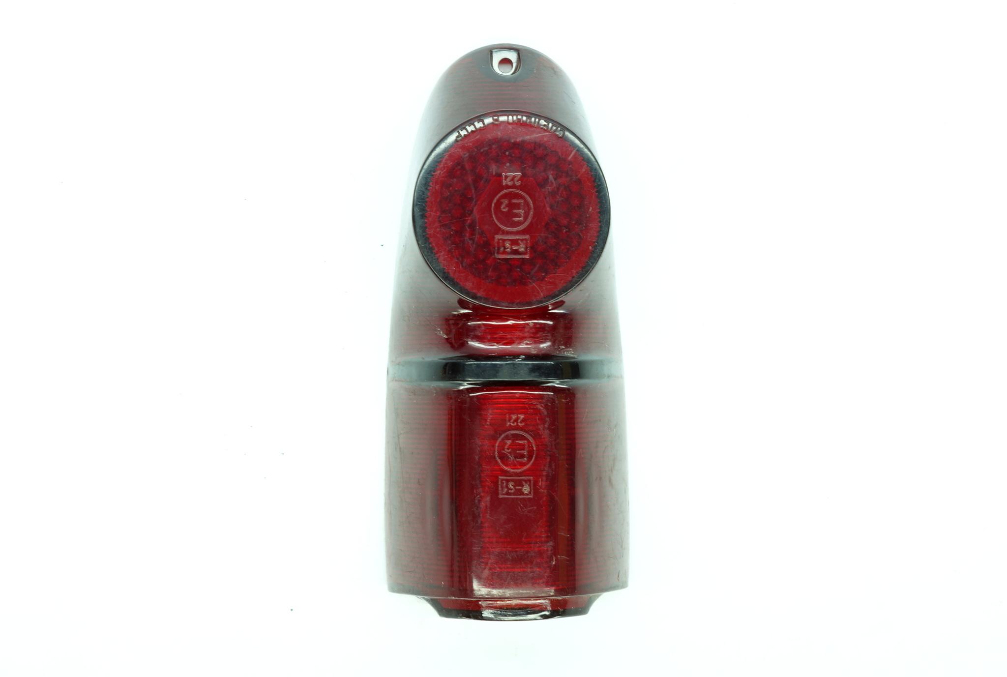 Стекло заднего фонаря ФП122 Москвич 408