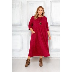 Платье Эллада красный