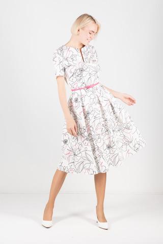 Платье З373а-724