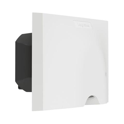 Умный вывод кабеля 14А 230В. Цвет Белый. Celiane NETATMO. 064879