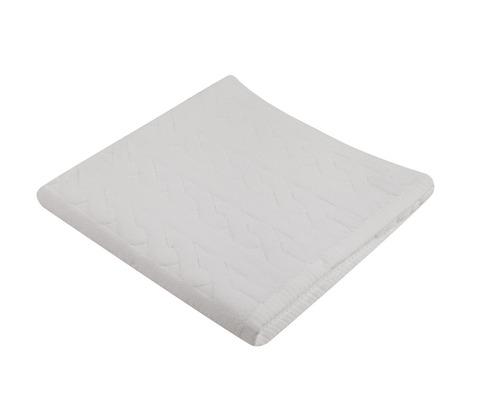 Полотенце 100х150 Luxberry Imperio белое