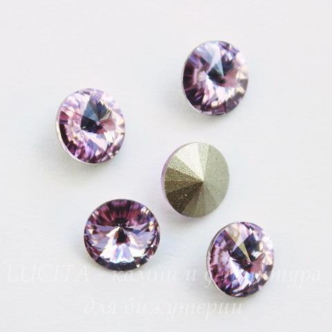 1122 Rivoli Ювелирные стразы Сваровски Violet (SS29) 6,14-6,32 мм, 5 штук