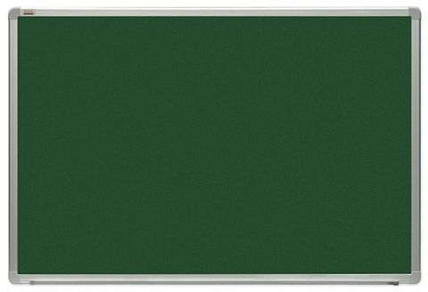 Меловая доска 2x3 TKA96 зеленая, алюминиевая рама