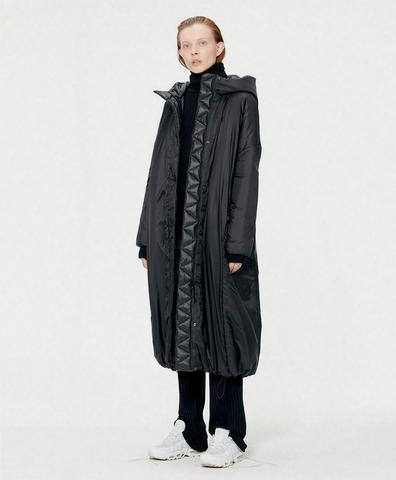 Зимнее пальто Герда black