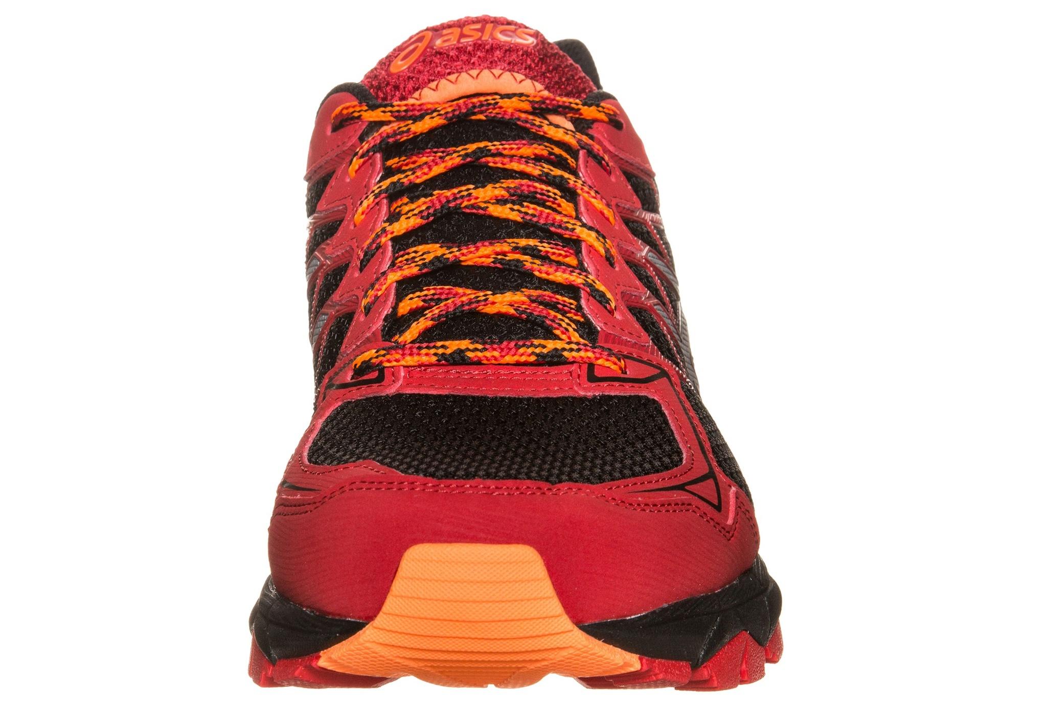 Мужские беговые кроссовки Asics Gel-Fujitrabuco 4 (T5L1N 2393) красные фото