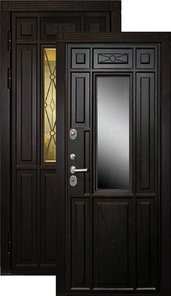двери железные 2 мм