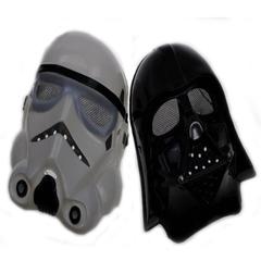 Star Wars Mask Darth Vader and Stormtrooper