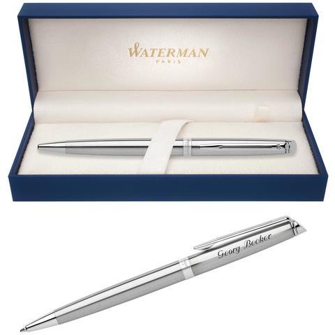 Шариковая ручка Waterman Hemisphere, цвет: CT, стержень: Mblue123