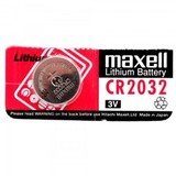 Батарейка Maxell CR 2032  - для большинства глюкометров