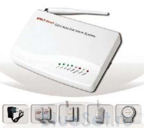 GSM Intelligent Alarm System GSM сигнализация