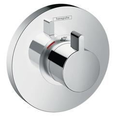 Смеситель встроенный термостат Hansgrohe ShowerSelect S Highflow 15741000