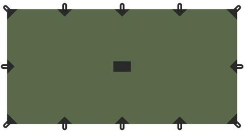 тент Talberg 4X6М