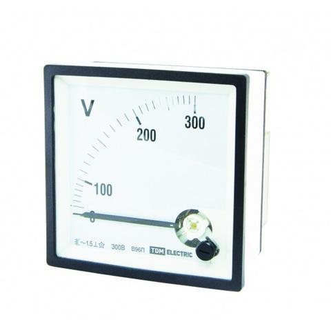 Вольтметр В72П 450В-1,5 TDM