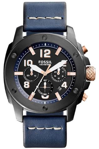 Купить Наручные часы Fossil FS5066 по доступной цене