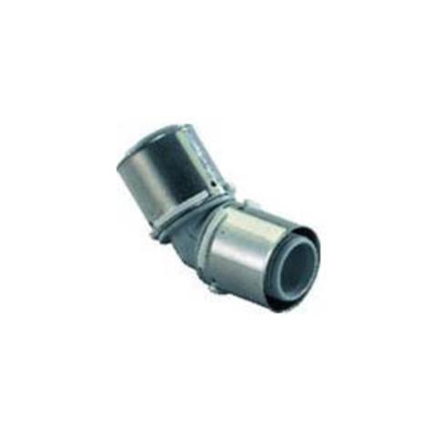 Пресс-угольник  45° 40 мм Uponor S-Press PPSU