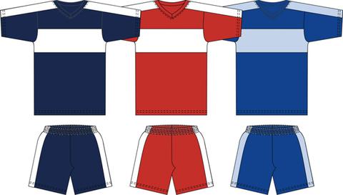 Футбольная форма Ф-003