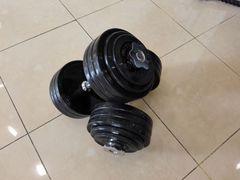 Гантели разборные (комплект 2 шт. по 20 кг.)