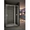 Дверь душевая в нишу маятниковая 120х195 см Provex Look 2007 LN 05 GL