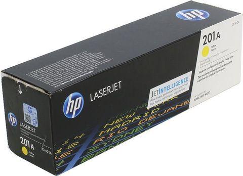 Картридж жёлтый 201A HP Color LaserJet Pro M252dw, M277dw, M277n. Ресурс 1K (CF402A)