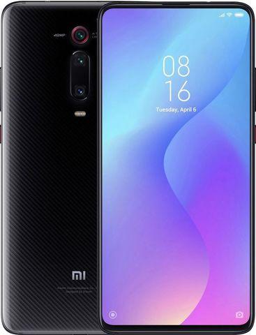 Смартфон Xiaomi Mi9T 6/128GB Black (Черный) Global Version