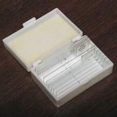 Микропрепараты 5 образцов+5 предметных стёкол (стекло)