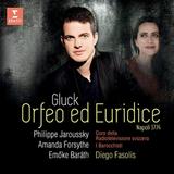 Philippe Jaroussky, Amanda Forsythe / Gluck: Orfeo Ed Euridice (Deluxe Edition)(CD)
