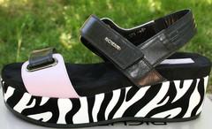 Спортивные сандали женские на платформе Richesse RZ