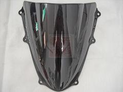 Ветровое стекло для мотоцикла Suzuki GSX-R1000 09-15 DoubleBubble Хром