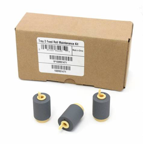 Ролик подачи бумаги (TR2) XEROX WC 3335/WC3345, Phaser 3330 - 3 шт (108R01471)