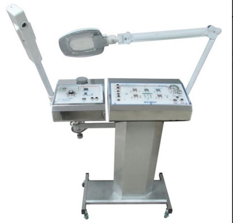 Комбайн косметологический на стойке RV-803 M (12 в 1)