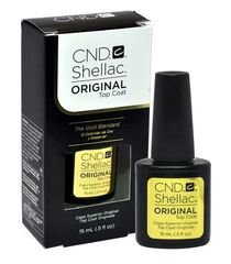 CND Shellac-UV Top Coat 15ml