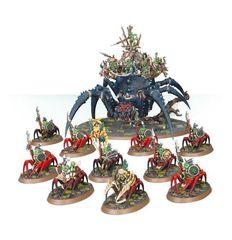 Spiderfang Grotz Venom Clan