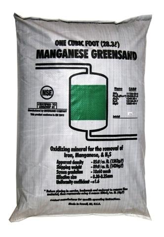 Manganese Greensand+ (14.15 л, 20 кг)
