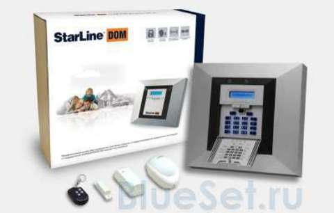 GSM сигнализация для дома StarLine DOM ST