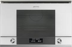 Микроволновая печь Smeg MP122B1 фото