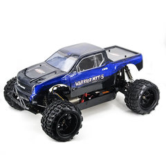 Монстр-трак HSP Sheleton Blue EP Brushless 4WD 1:5 2.4G - 94080-14050-BL