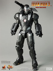 Iron Man 2 - War Machine Limited Edition Collectible Figurine