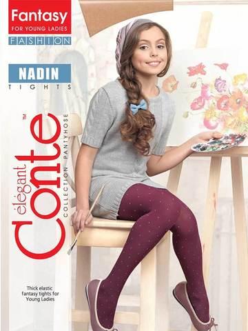 Колготки для девочек Nadin Conte