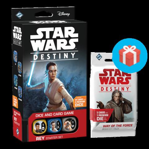 Star Wars: Destiny Rey Starter Pack